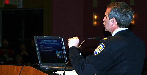 Chief Dennis Nilsson