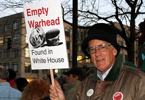 empty warhead