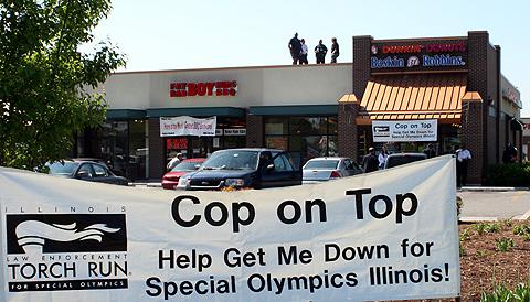 cop-on-top