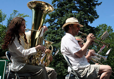 Ridgeville Band
