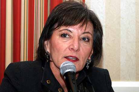State Rep. Julie Hamos