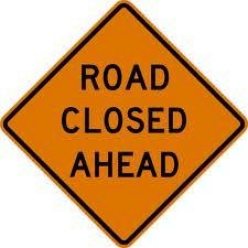 road-closed-ahead