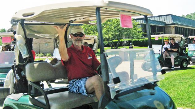 Robert Eder Chairman & member of the 2013 Golf Committee