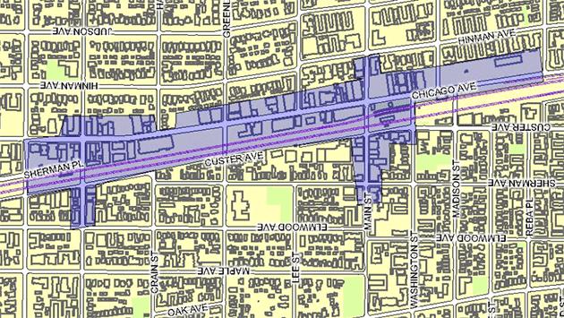 dempster-main-chicago-ssa-map